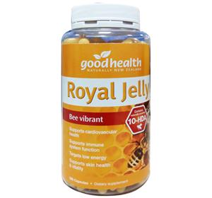 sữa ong chúa có khả năng chữa lành bệnh ung loét dạ dày và ruột