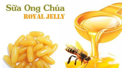 sữa ong chúa cung cấp  insulin cho cơ thể chống lại bệnh tiểu đường